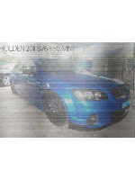 Holden ve A2 - Metal Print 594 mm X 420mm With Hanger